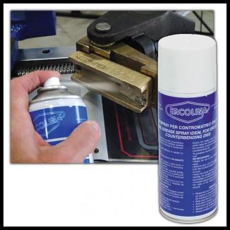 Ercolina grease spray can