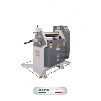 FLEXO FX3.2 SERIES 3-ROLL PLATE ROLLING MACHINES