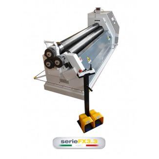FLEXO FX3.3 SERIES 3-ROLL PLATE ROLLING MACHINES